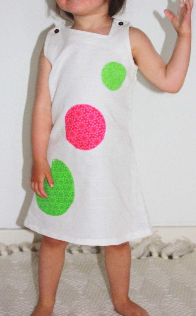 patron couture gratuit robe fille 10 ans 12