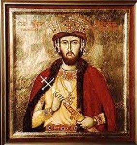 History of Czechia / Duke Rostislav of Great Moravia (cca 820 - 870)