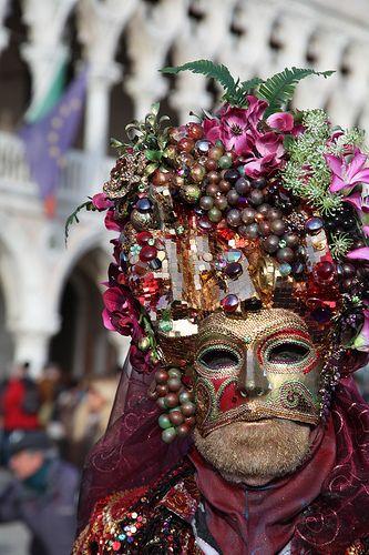 Carnaval Venecia máscaras y trajes8