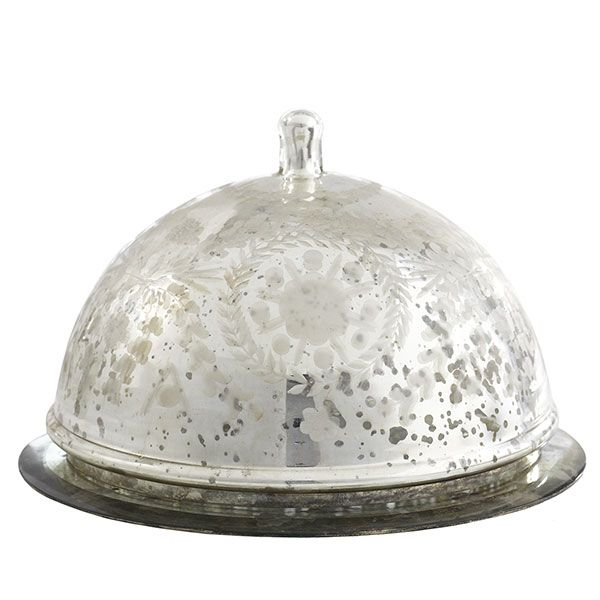 Wisteria - Accessories - Shop by Category - Tabletop - Victorian Cake Dome Thumbnail 2