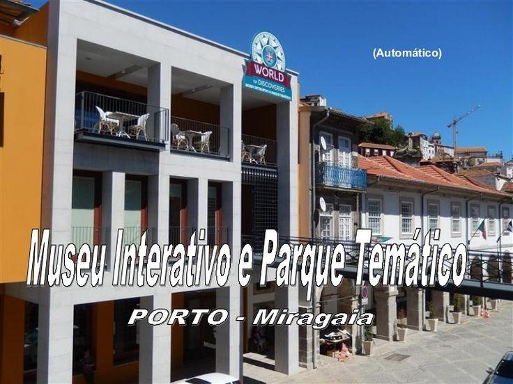"""""""World of Discoveries"""" é um Museu temático  no Porto, sobre os feitos mais marcantes dos Descobrimentos Portugueses.. É um museu interativo. ...""""  Houve um tem…"""