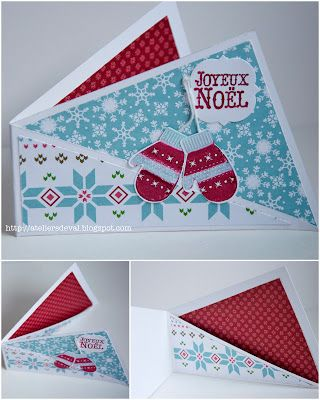 twisted card by valerie perlin
