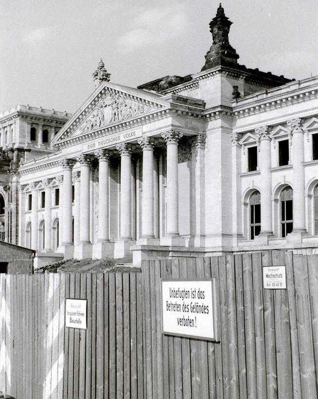 Reichstag 1960