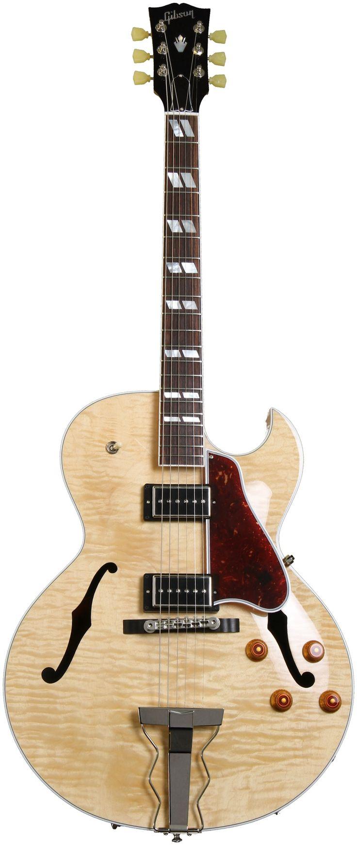 Gibson Memphis ES-175 Figured Natural