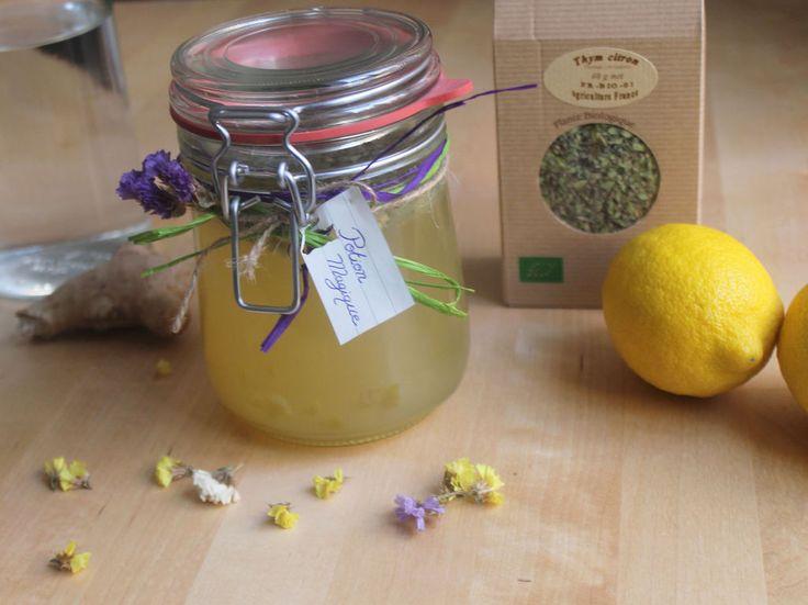 Rhume, fatigue et maux de gorge : ma potion magique et naturelle de l'hiver Par Florie-Anne Hoff