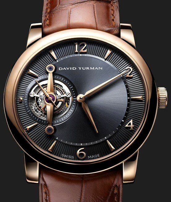 David Yurman Ancestrale Tourbillon Watch - Elegant Complication Watches Channel