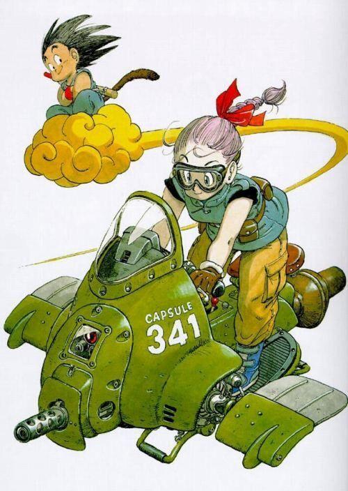 DRAGON BALL - Akira Toriyama