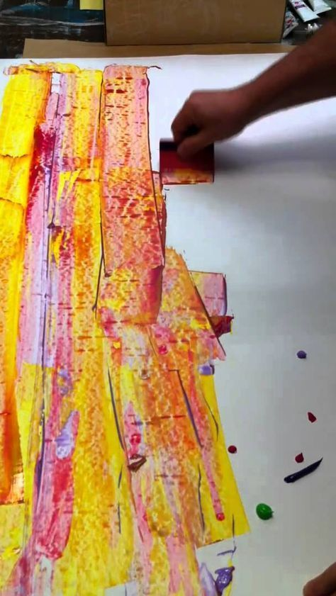 Abstract Art Paintings Master Class