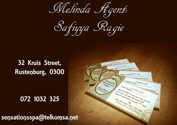Rustenburg agent Safiyya