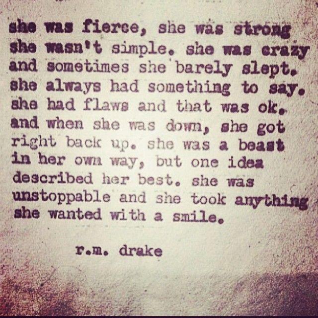 @rmdrk-rmdrake-quote-quoteoftheday-instaquote-word-fierce-world-own-it-love-legit-determined-motivat.jpg (640×640)