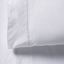 If you're looking for premium quality, 5 star hotel sheets, which feel heavenly when you slide into them, then you can stop searching because these fantastic sheets from Mercer + Reid are just that. Created from 1000 thread count cotton they are available in two neutral colours to suit any style of decor, and are ranged in all sizes from Single to Super King including Standard, Queen and King Pillowcase Pairs.