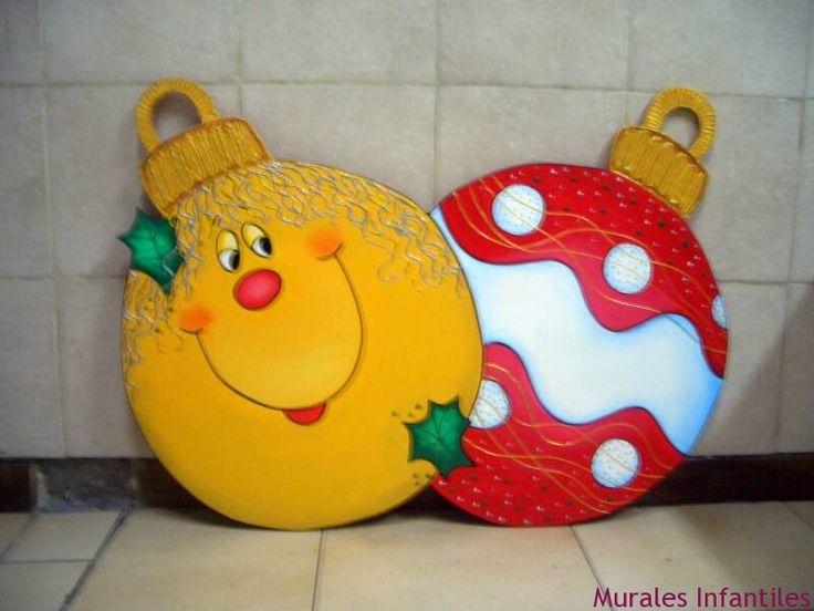 Cli 65 decoración infantil de navidad.