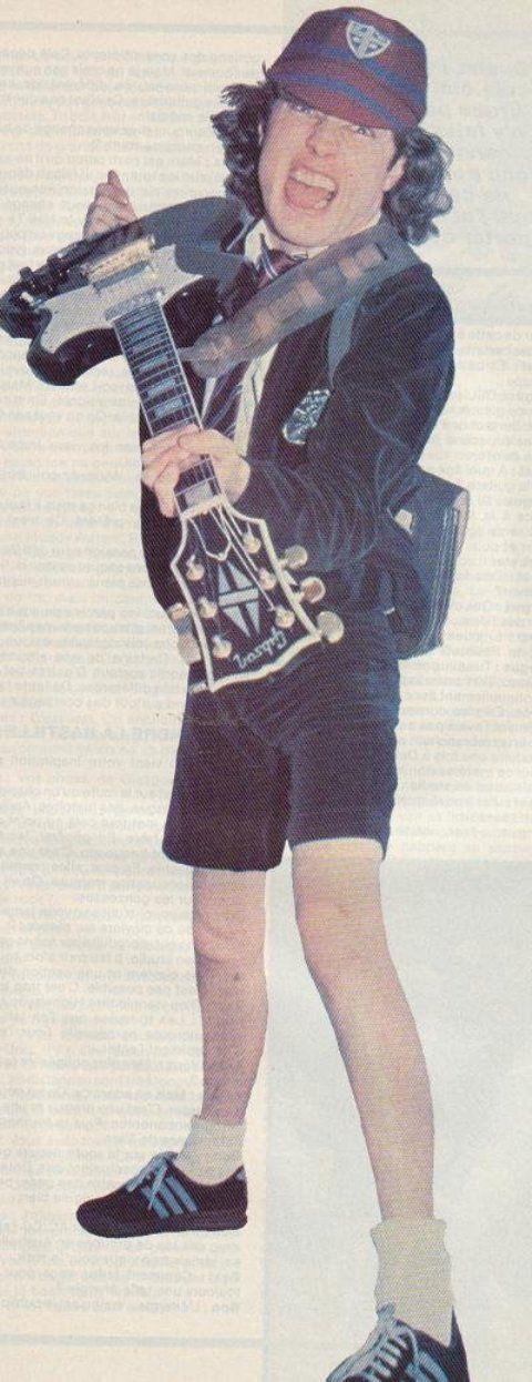 Angus Young 1979