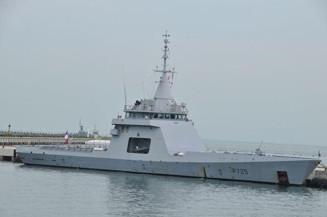 El navío de patrulla oceánica de DCNS Gowind L´Adroit recalaría en Montevideo en febrero postulando Francia sus opciones para la Armada uruguaya