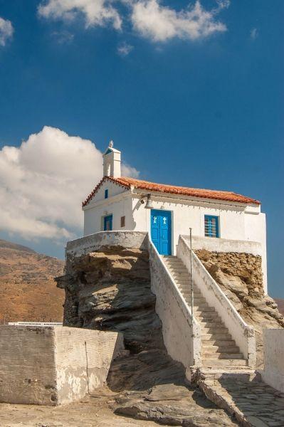 Church of Panagia Thalassini, Andros island