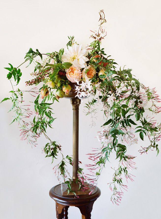 How to afford tall centerpieces weddingplanning