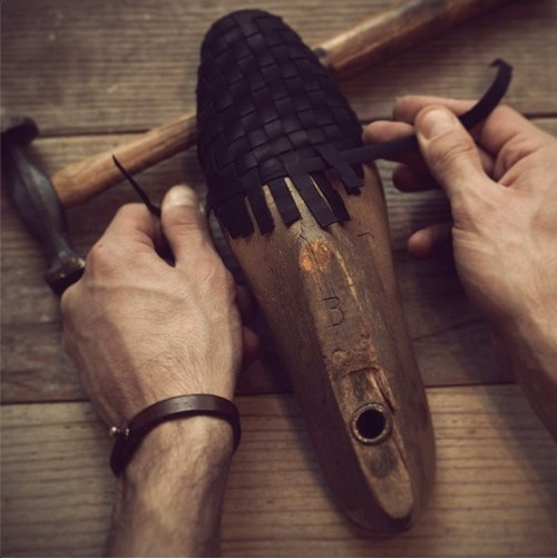 shoe making. #handmade #style #MenFashion