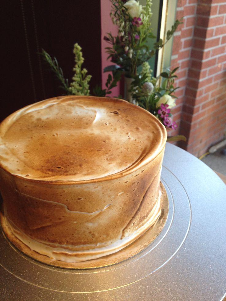 gâteau à la tarte au citron