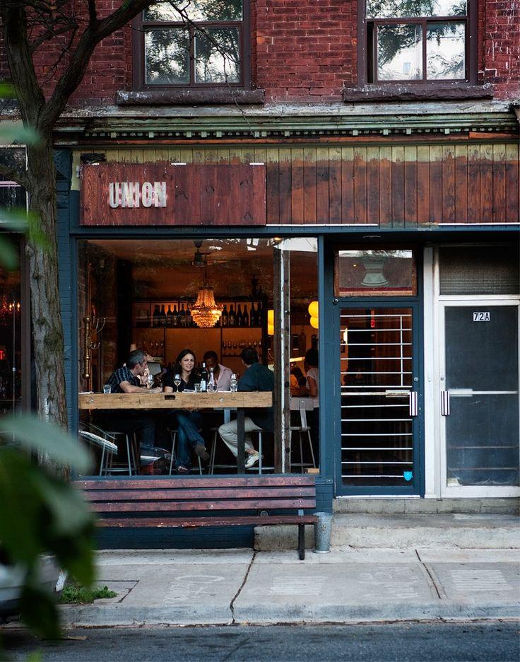 Union Restaurant   Toronto