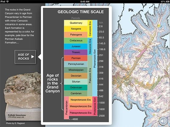 geologic time scale coloring pages - photo#27