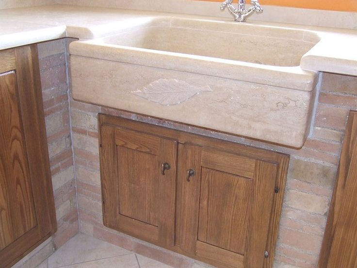 Country Va011 Lavabo In Pietra Da Cucina Pictures to pin on Pinterest