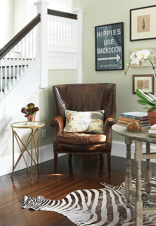 1000 Images About Wingback Chairs On Pinterest Armchairs Tan Leather And Wings