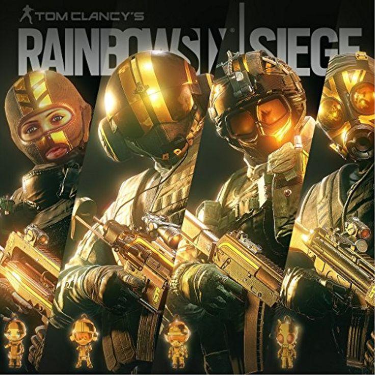 Rainbow Six Videospiele