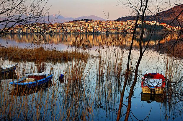 #kastoria #greece #places