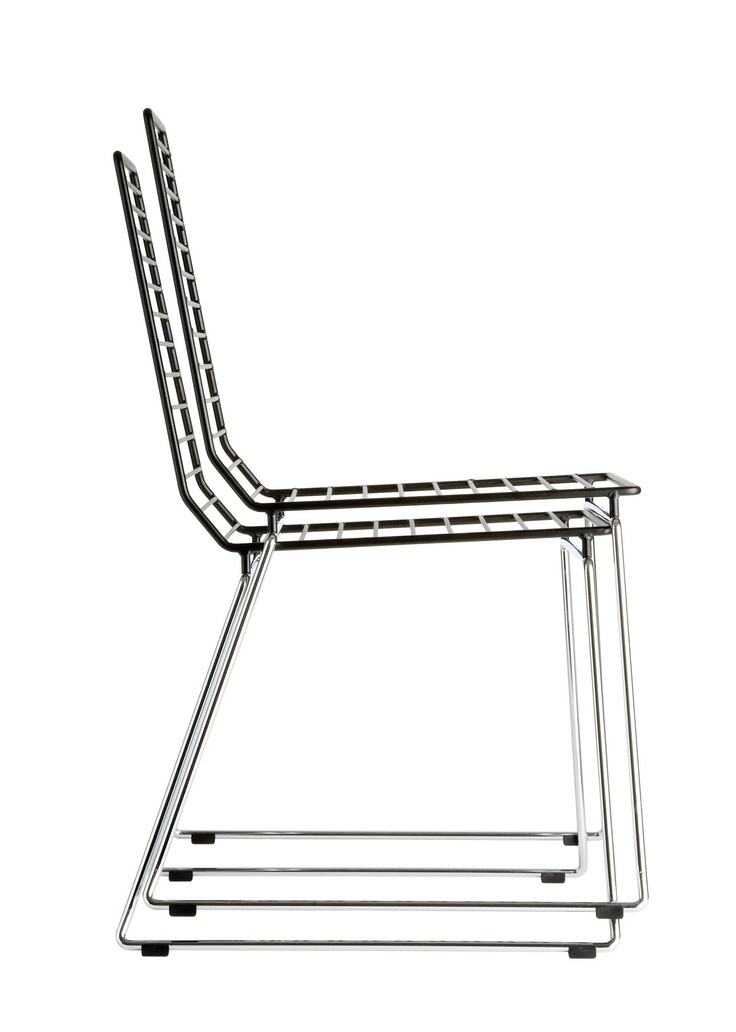 Highway outdoor chair stacking by Form Us With Love for Mitab