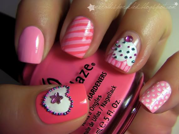 new nail project! love it!