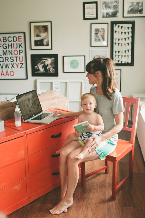 Living With Kids: Rae Friis