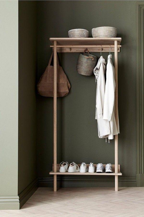 34 besten wandfarbe dunkelgr n bilder auf pinterest. Black Bedroom Furniture Sets. Home Design Ideas