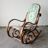 Would love to do this to my Bentwood Rocking Chair but so scared i will ruin it..