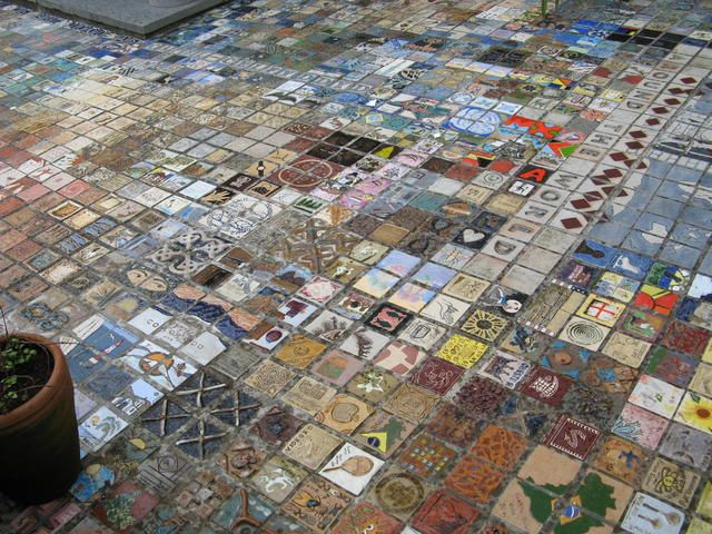 46 Best Fireplace Tile Floor Walls Images On Pinterest