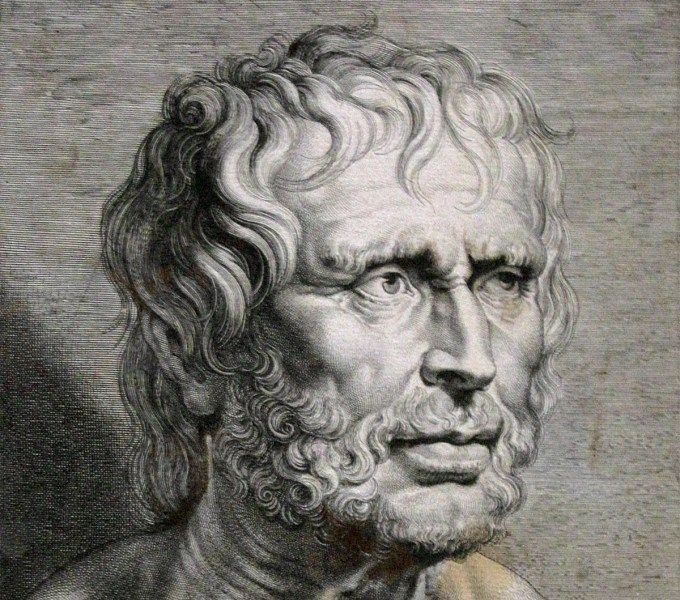 In AD 65, Seneca the Younger was forced to take his own life by the Roman Emperor Nero.