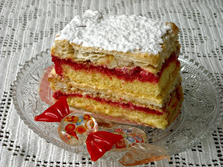Italian Sfoglia Cake Recipes: 135 Best Torta Diplomatica Images On Pinterest