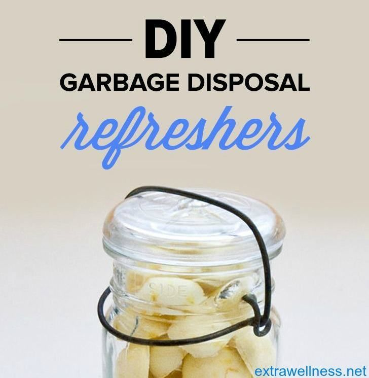 If your waste disposal isn't really as fresh as it ought to be,Then this diy homemade Garbage Disposal refreshers is the best tested and proven solution for it
