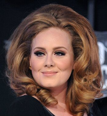 ADELE: Makeup Tutorials, Makeup Trends, Celebrity Hairstyles, Red Carpets, Bridal Hairstyles, Beautiful, Big Hair, Adele Hair, Bighair Celebrityhair