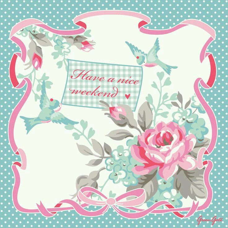 GreenGate Added 56 New Photos To The Album: Greengate Greeting Cards. Find  This Pin And More On HAPPY WEEKEND ...