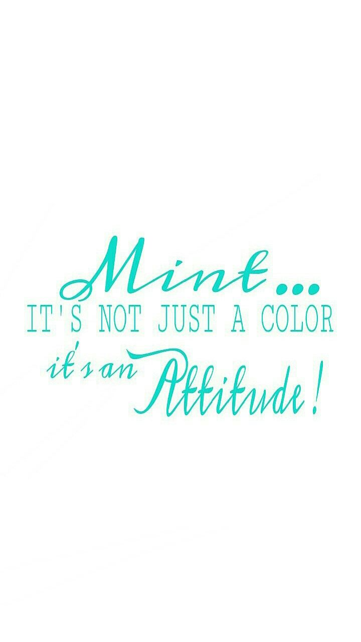 #mint #quotes #background