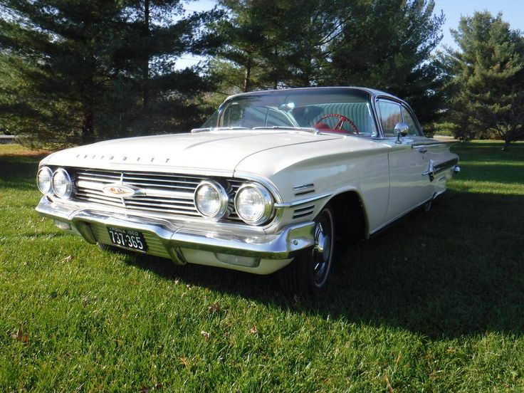 1960 Chevrolet Impala for sale #1954689 - Hemmings Motor News