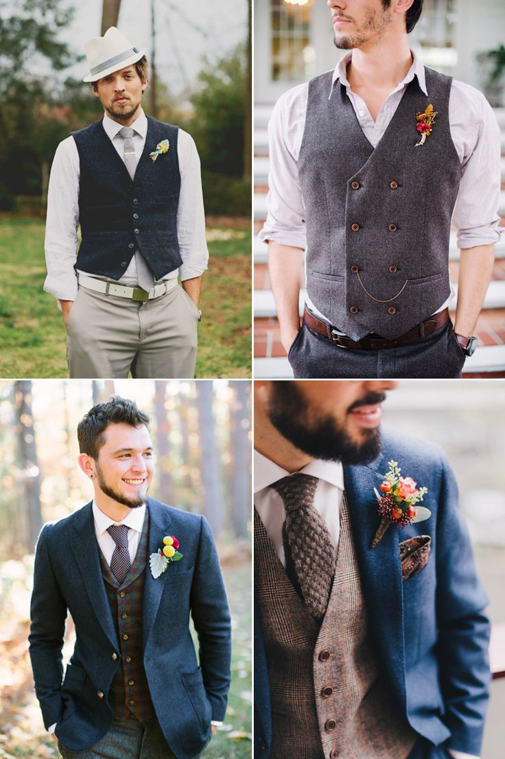 Vintage wedding groom vest - How To Style Your Groom Vintage Ways And Items To Create The Perfect Vintage Inspired Groom Attire