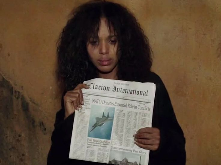 Where's the Black Lady? Check out the most memorable moments from last night in our Scandal Season 4 Episode 11 recap and tell us what you think about it.