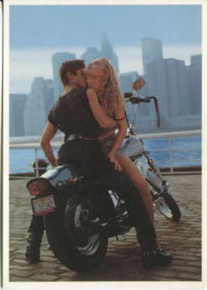 W & G Postcard, On the Waterfront, by Stephan Lupino