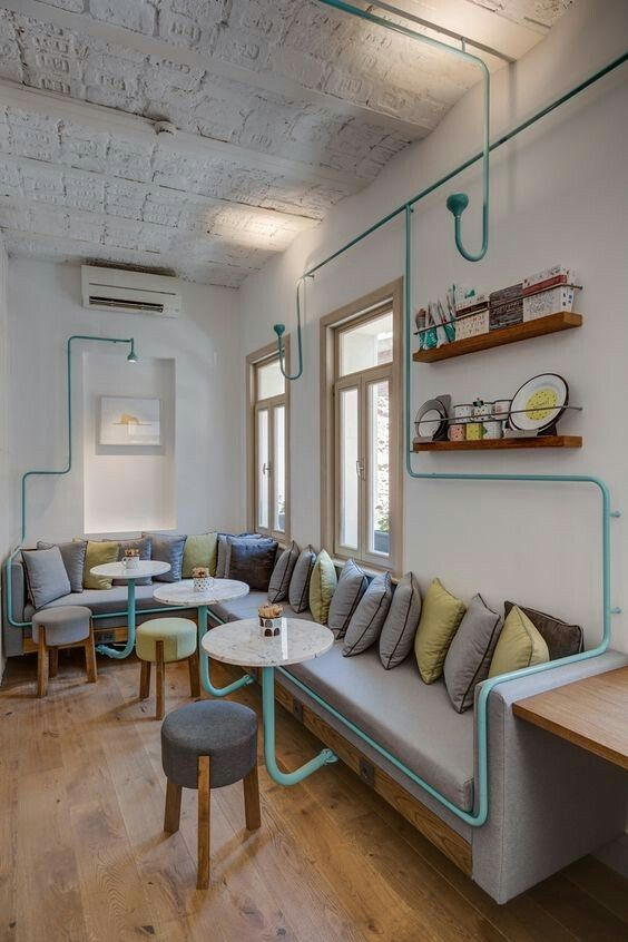 51 best cafe interior images on Pinterest Cafe interiors, Coffee - invitation maker in alabang town center