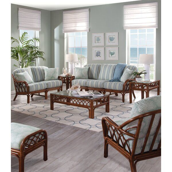 Edgewater Conservatory Configurable Living Room Set In 2020 Living Room Sets Furniture Living Room Collections #rattan #living #room #sets