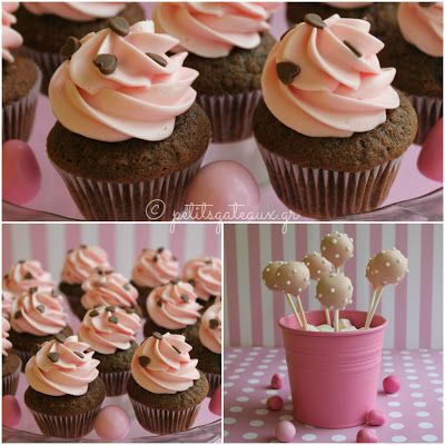 Cupcakes & Cake pops!