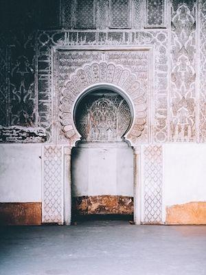 Søren Thuesen - Arch Madness. Beautiful doorway.