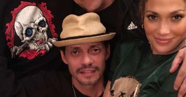 Jennifer Lopez y Marc Anthony celebran juntos el cumpleaños de sus hijos