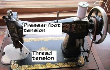 How to Use a White Treadle Sewing Machine